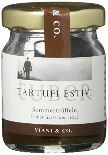 Viani Tartufi estivi, Ganze Sommertrüffel