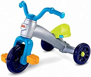 Triciclo Fisher-Price con asiento y pedales regulables