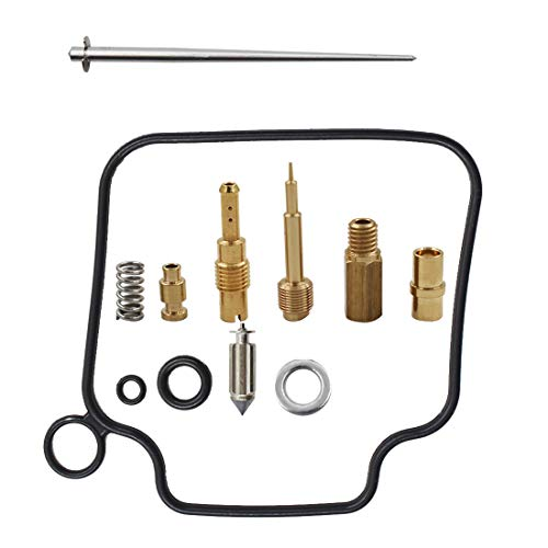 NEW CARBURETOR Rebuild Kit Repair Fit For Honda TRX400EX 1999-2004