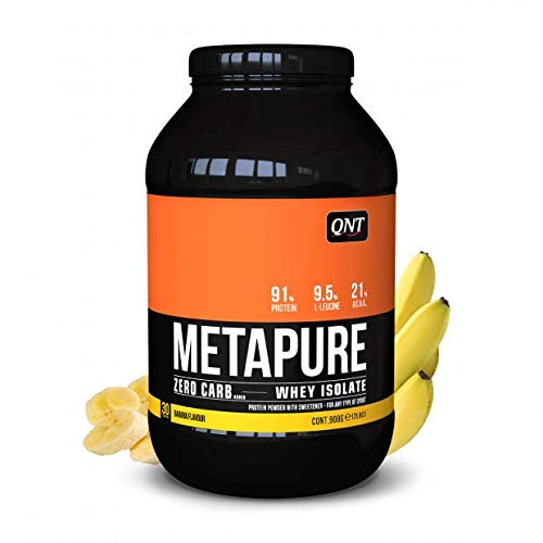 Qnt Metapure Zero Carb Whey Isolate (908g) 1 Unidad 910 g