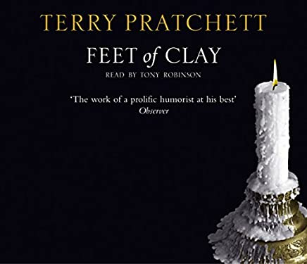 Feet Of Clay: (Discworld Novel 19)