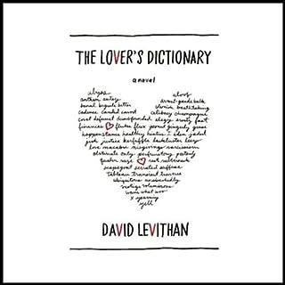 The Lover's Dictionary Titelbild