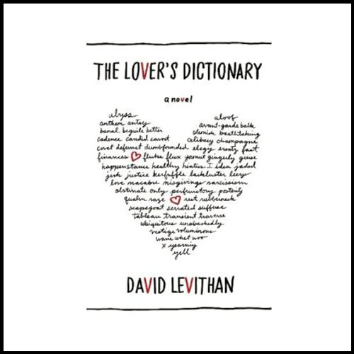 The Lover's Dictionary cover art