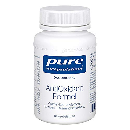 Pure Encapsulations AntiOxidant Formel 60 Kapseln