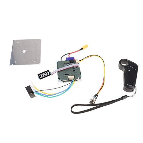 ciriQQ 36V Single Belt Motor Electric Skateboard Controller Longboard ESC Subitute Parts Scooter Mainboard Inrument Tools