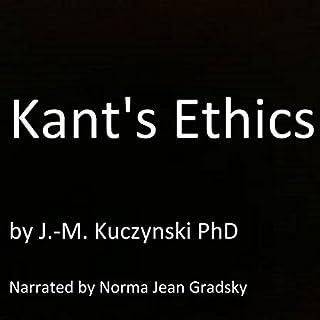 Kant's Ethics audiobook cover art