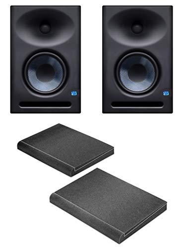 Presonus Eris E7 XT Aktives Studiomonitor-Paar inkl. Absorberplatten