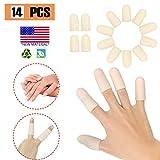 Protectores de dedos de gel, Protector dedos mano, Protector