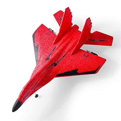 Zhangmeiren Control Remoto De Aviones De ala Fija UAV De Espuma De Gran Tamaño Aeromodelismo Juguetes De Los Niños Control Remoto Regalo Planeador Avión ( Color : Red-A , Size : B )