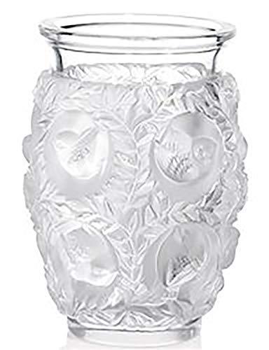 Lalique Bagatelle Vase, transparent
