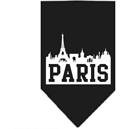 Mirage Paris Skyline écran Imprimé Bandana