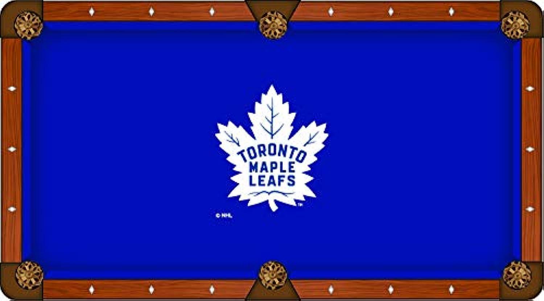 Tgoldnto Maple Leafs Holland Bar Stool Co. blueee Billiard Pool Table Cloth