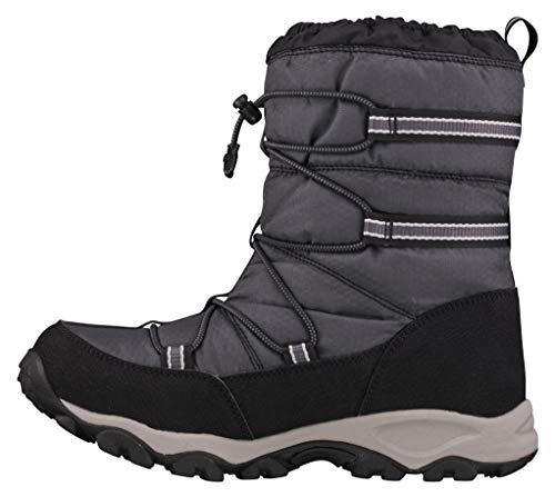 Viking Tofte GTX, Botas de Nieve Unisex Niños, Negro (Black/Charcoal 277), 30 EU
