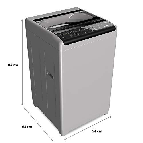 Whirlpool 6 Kg 5 Star Royal Fully-Automatic Top Loading Washing Machine (WHITEMAGIC ROYAL 6.0 GENX, Satin Grey, Hard Water Wash) 3