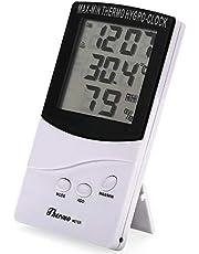 Ecloud Shop 2en1 Termometro/Higrometro Humedad Temperatura Digital