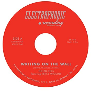 Writing on the Wall (feat. Percy Wiggins) - EP
