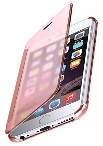 MoEx® Funda Protectora Fina Compatible con iPhone 6S / iPhone 6 |...
