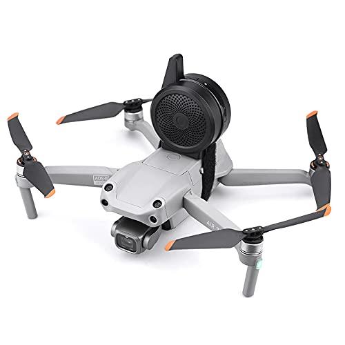 Hundor Altavoz inalámbrico Carga USB Repuestos Control Remoto Loud Drone Megáfono para dji Mavic 2 / Air 2 / Pro / Mini / Spark / FIMI X8SE Accesorios para Drones