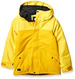 Volcom Girls' SASS'N'FRAS Insulated Jacket, Resin Gold, XS