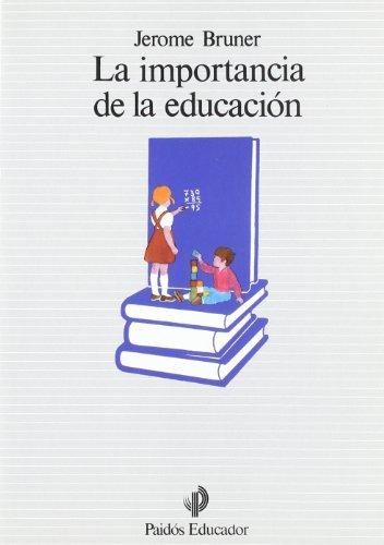 La importancia de la educacion / The Importance of Education