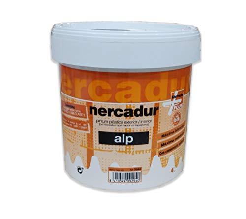 NERCADUR FORMULA+BLANCO NIEVE 4 L