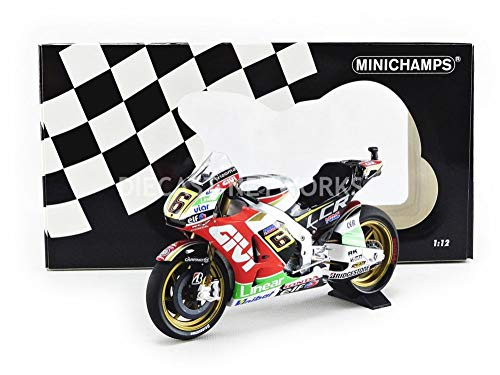 Honda RC213V, No.6, LCR Honda, MotoGP, 2014, Modellauto, Fertigmodell, Minichamps 1:12