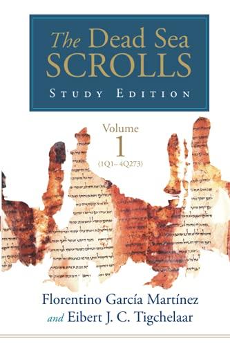 The Dead Sea Scrolls Study Edition, v1