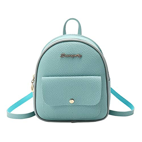 Find Discount Toimothcn Women Mini Shoulders Backpacks Small Backpack Vintage Simple Travel Totes Me...