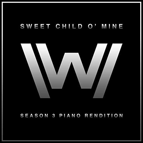 Sweet Child O' Mine - Westworld Season 3 Trailer - Piano Rendition