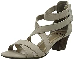 Jana women 8-8-28365-26 231 sandals with heels