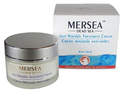 Mersea Totes Meer Anti Aging Creme | Anti Falten | 50ml | Natürliche Mineralien, Vitamine und Öle aus Israel
