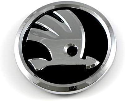 GOPINATH AUTOLINKMONOGRAM/Logo Badge/Emblem Compatible with 9CM 1PCS
