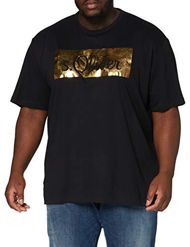 s.Oliver Big Size Herren Kurzarm T-Shirt, 9999, 3XL