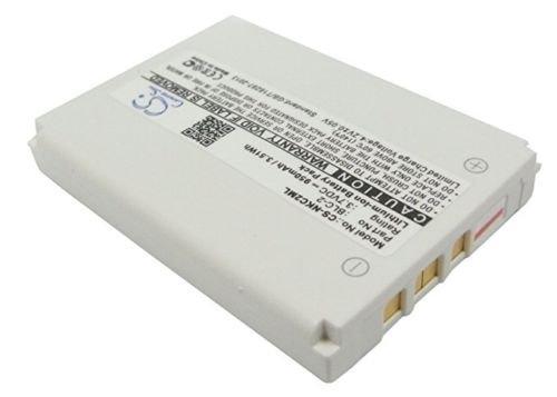 Batteria di ricambio compatibile con Nokia 3310, 3330, 3410, 3510, 3510i, 6650, 6800, 6810