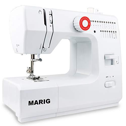 Máquina de coser Marig, FHSM-618, 20 puntadas incorporadas