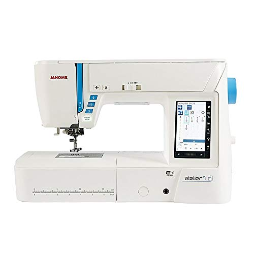 Janome Atelier 9 Sewing & Embroidery Mach