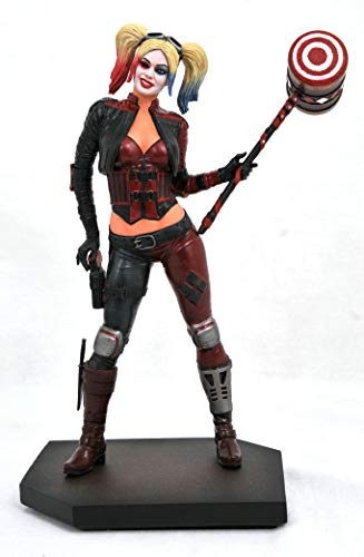 Diamond Select Toys DC Gallery: Injustice 2 - Harley Quinn PVC Statue (NOV192336), Standard