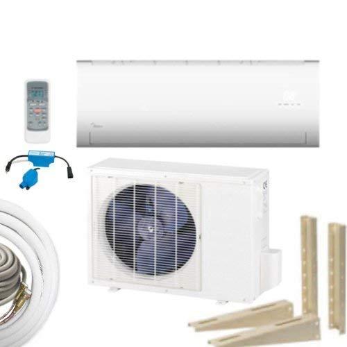 Split-Klimaanlage MSR23-12HRDN1-QE/AF Comfee 10000261 DC Inverter 3,2 kW Komplettset