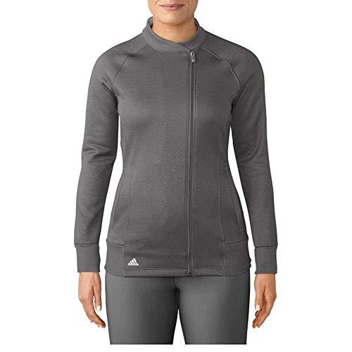 adidas Golf Mujer Moda Bomber Jacket, Mujer, Trace Grey