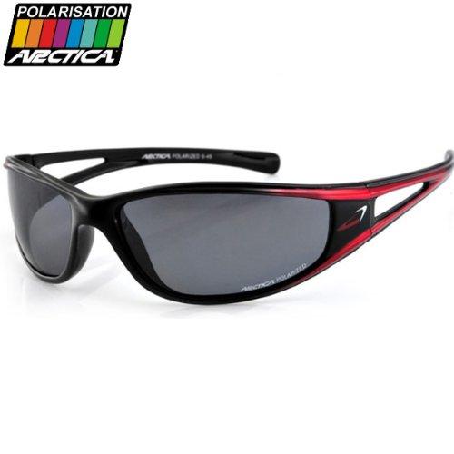 ARCTICA ¨ STINGER Sportbrille Radbrille POLARISIERT / ultraleicht