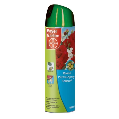 Bayer Rosen-Pilzfrei-Spray Folicur - 600 ml