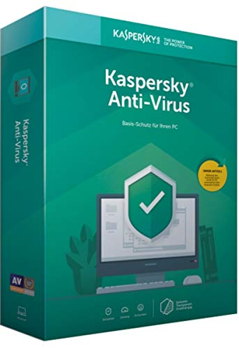 Kaspersky Anti-Virus Mini-Box 1 User 1 Jahr