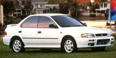 ... 1999 Subaru Impreza L, 4-Door Sedan Automatic Transmission All Wheel Drive w/ ...