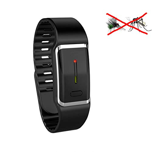 LXHSY Electronic Mosquito Repellent Smart Watch for Pregnant Women Baby Keep Insect Away & USB Charging & Stylish and Beautiful & No Harm to The Body