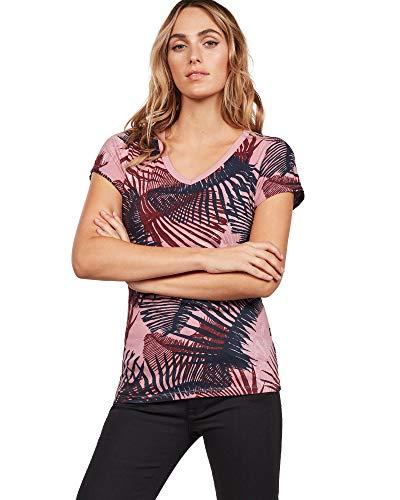 G-STAR RAW Damen Yiva Pocket Slim T-Shirt