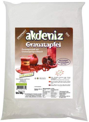 Akdeniz Türkisches Instantgetränk mit Granatapfel Geschmack 1KG