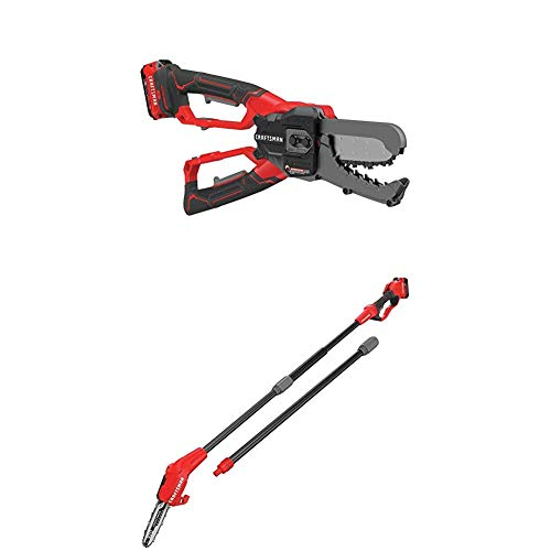 Best Cordless Pole Chainsaws