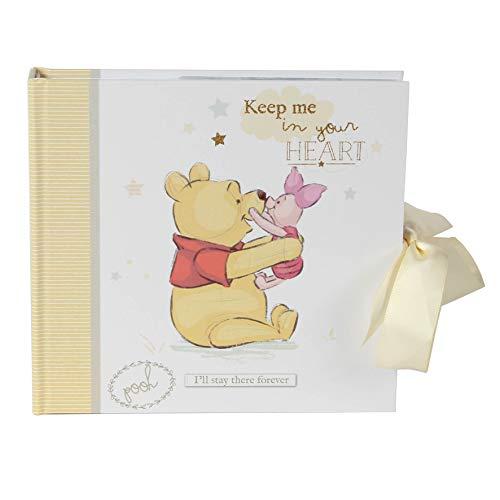 Disney WBM-GFT54 Fotoalbum Winnie Puuh Magical Beginnings, transparent, 200 g
