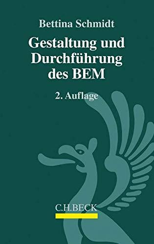 Gestaltung und Durchführung des BEM