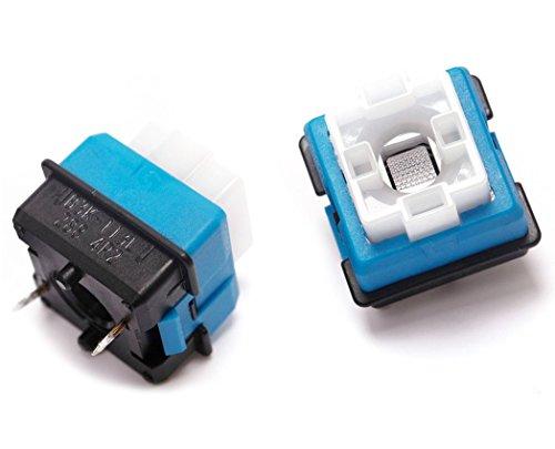 2X Romer-G Switch für Logitech G910, G810 & G410 Gaming-Tastatur, Ersatz-Schalter, Taster